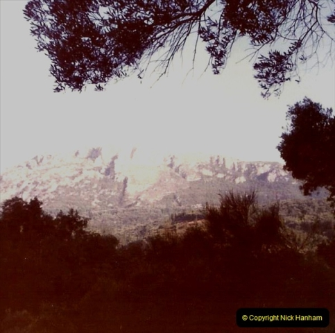 1980 Retrospective Corfu. (34) Round and about Corfu. 34