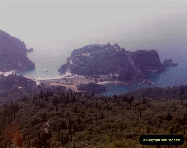 1980 Retrospective Corfu. (38) Round and about Corfu. 38