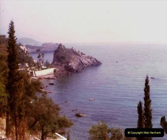1980 Retrospective Corfu. (40) Round and about Corfu. 40