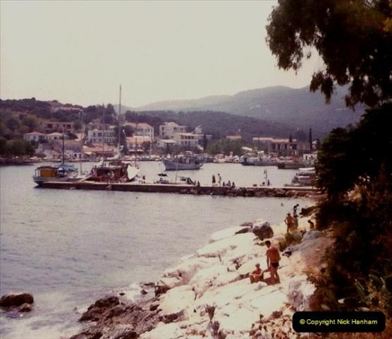 1980 Retrospective Corfu. (43) Round and about Corfu. 43