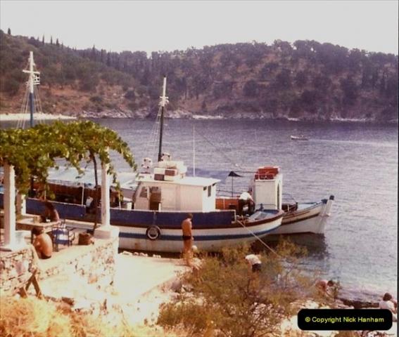 1980 Retrospective Corfu. (44) Round and about Corfu. 44