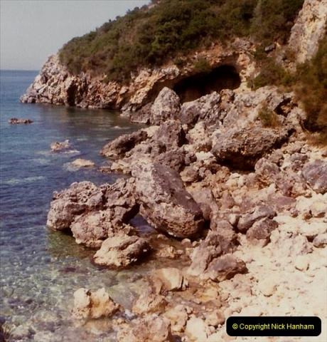 1980 Retrospective Corfu. (46) Round and about Corfu. 46