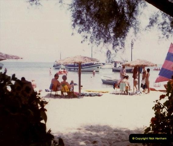 1980 Retrospective Corfu. (51) Round and about Corfu. 51