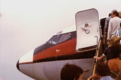 1980 Retrospective Corfu. (2) Dan Air Bournemouth to Corfu. 02