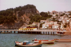 1980 Retrospective Corfu. (54) Ladochori and Lgoumenitsa. 54