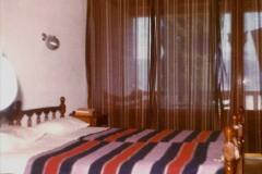 1980 Retrospective Corfu. (6) Odysseus Hotel at Paleokastritsa. 06