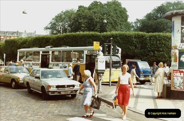 Denmark July 1983. (11) Copenhagen. 11