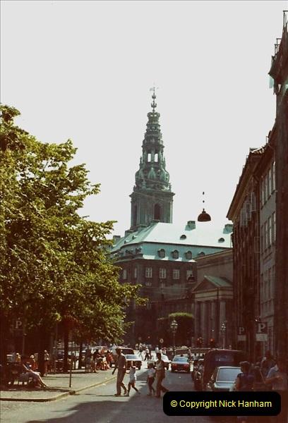 Denmark July 1983. (13) Copenhagen. 13