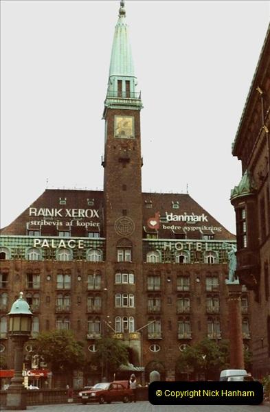 Denmark July 1983. (14) Copenhagen. 14