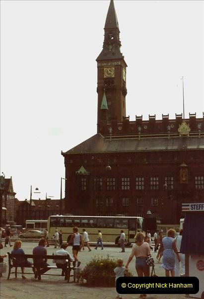 Denmark July 1983. (15) Copenhagen. 15