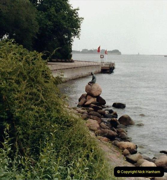 Denmark July 1983. (23) Langalina.  23