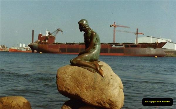 Denmark July 1983. (24) Langalina.  24