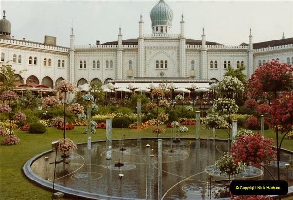 Denmark July 1983. (29) Tivoli. 29