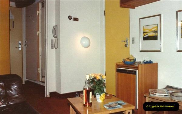 Denmark July 1983. (5) Harwich to Esbejerg, Denmark. 05