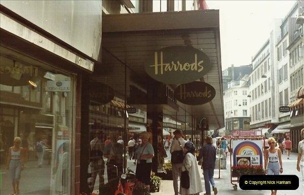 Denmark July 1983. (10) Copenhagen. 10