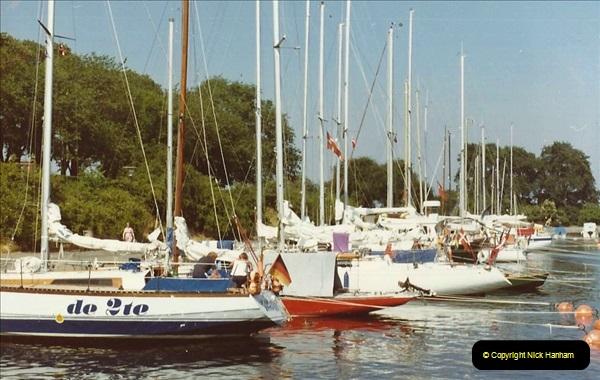 Denmark July 1983. (22) Langalina.22