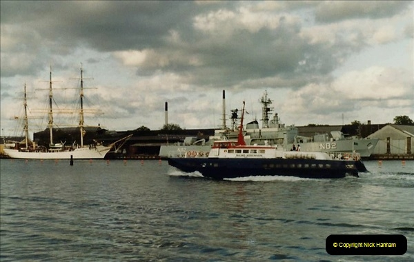 Denmark July 1983. (25) Langalina.  25
