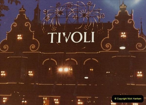 Denmark July 1983. (34) Tivoli. 34