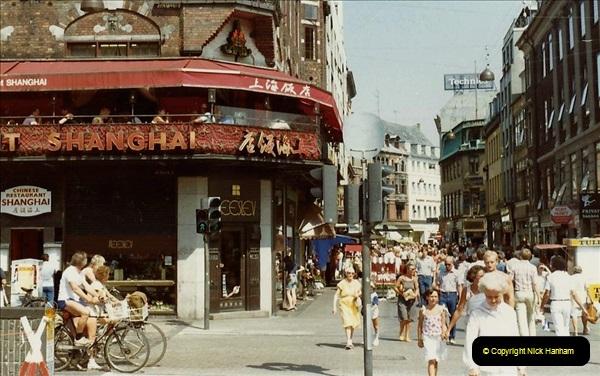 Denmark July 1983. (9) Copenhagen. 09