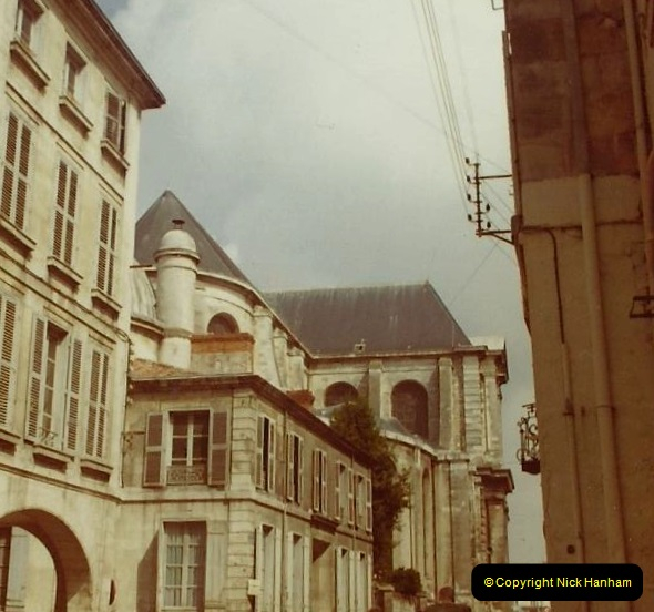 1972 Retrospective France West and North West.  (16) La Rochelle. 16