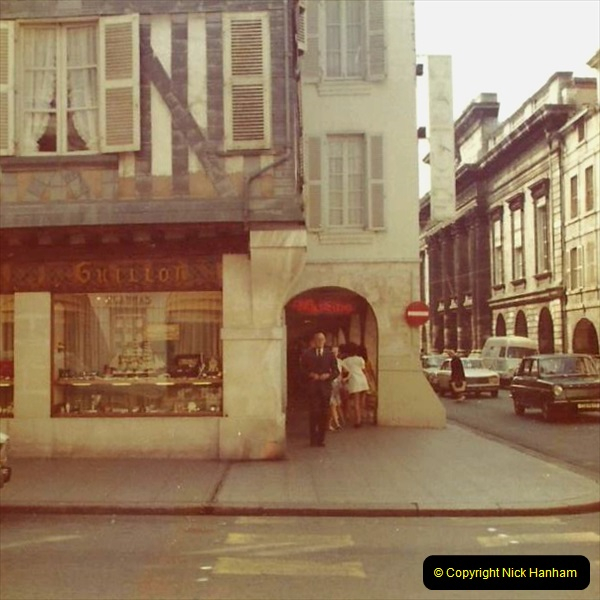 1972 Retrospective France West and North West.  (18) La Rochelle. 18