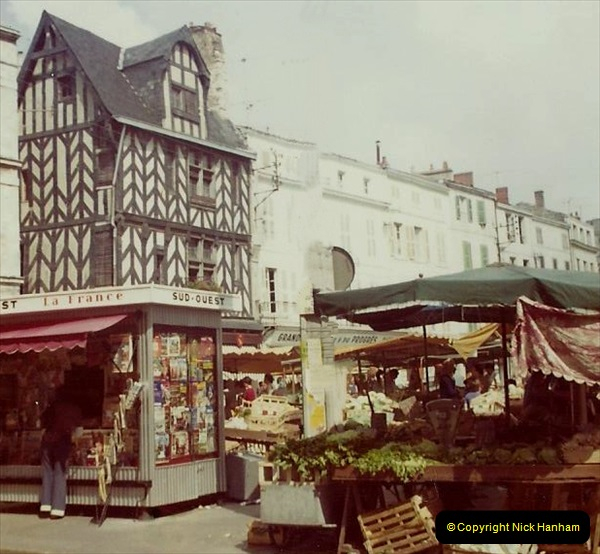 1972 Retrospective France West and North West.  (20) La Rochelle. 20