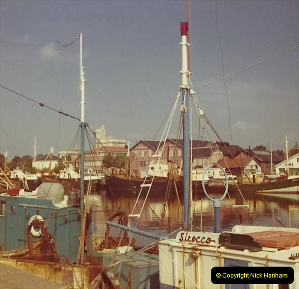 1972 Retrospective France West and North West.  (26) La Rochelle. 26