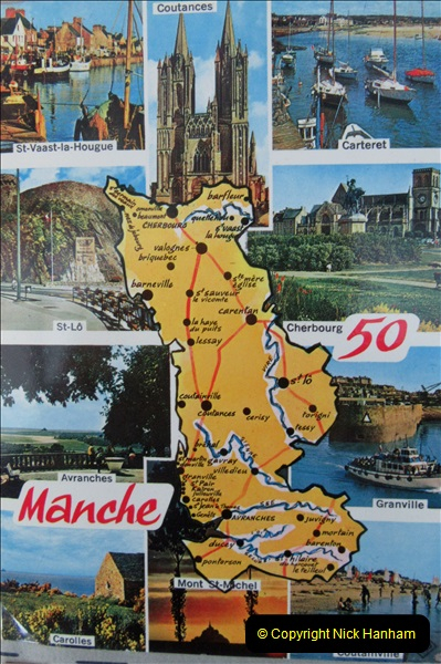 1972 Retrospective France West and North West.  (3) 03