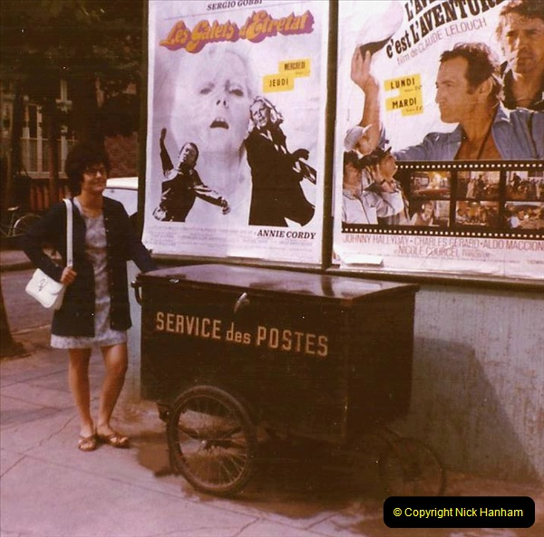 1972 Retrospective France West and North West.  (6) Chatelaillon Plage. 06