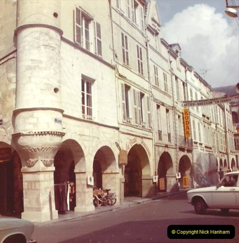 1972 Retrospective France West and North West.  (15) La Rochelle. 15