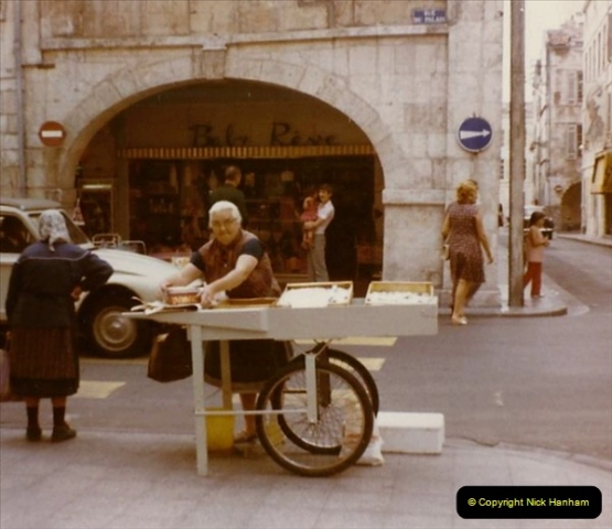 1972 Retrospective France West and North West.  (21) La Rochelle. 21
