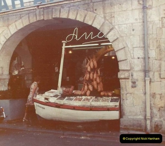 1972 Retrospective France West and North West.  (22) La Rochelle. 22