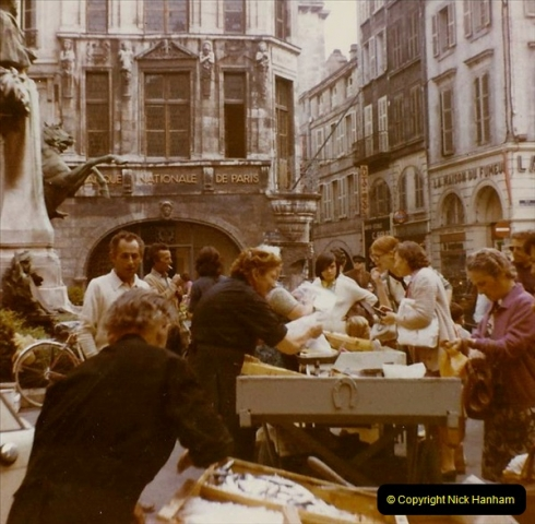 1972 Retrospective France West and North West.  (23) La Rochelle. 23
