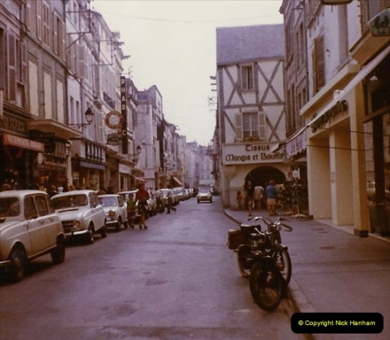 1972 Retrospective France West and North West.  (24) La Rochelle. 24