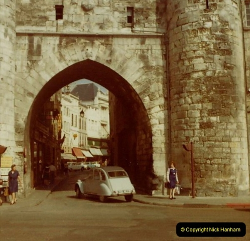 1972 Retrospective France West and North West.  (25) La Rochelle. 25