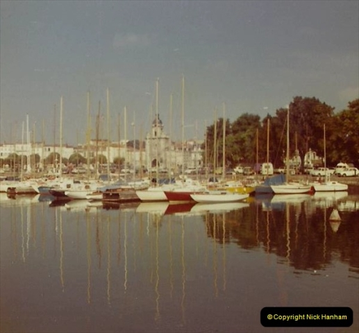1972 Retrospective France West and North West.  (28) La Rochelle. 28