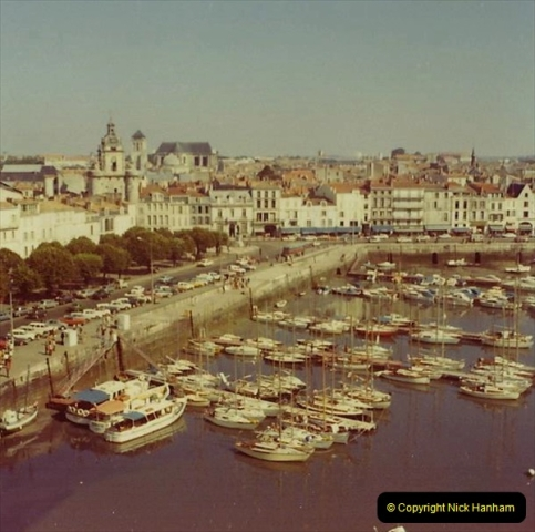 1972 Retrospective France West and North West.  (30) La Rochelle. 30