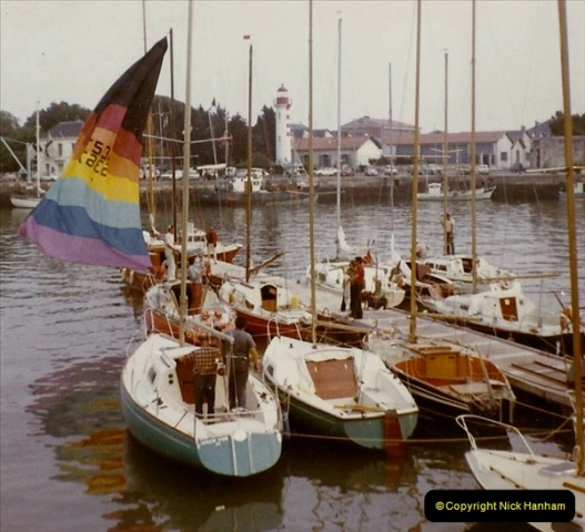 1972 Retrospective France West and North West.  (31) La Rochelle. 31