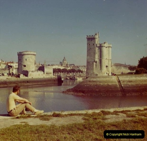 1972 Retrospective France West and North West.  (33) La Rochelle. 33