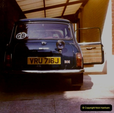 1972 Retrospective France West and North West.  (66) 60