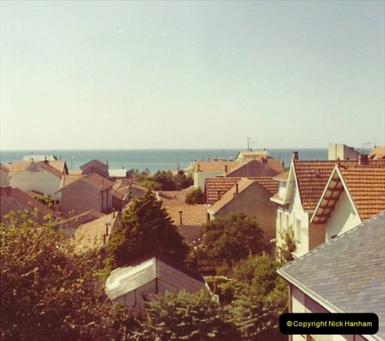 1972 Retrospective France West and North West.  (8) Chatelaillon Plage. 08