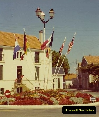 1972 Retrospective France West and North West.  (9) Chatelaillon Plage. 09