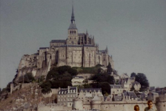 1972 Retrospective France West and North West.  (46) Mont St. Michel. 46