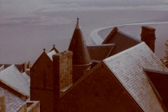 1972 Retrospective France West and North West.  (51) Mont St. Michel. 51