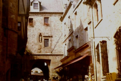 1972 Retrospective France West and North West.  (56) Mont St. Michel. 56