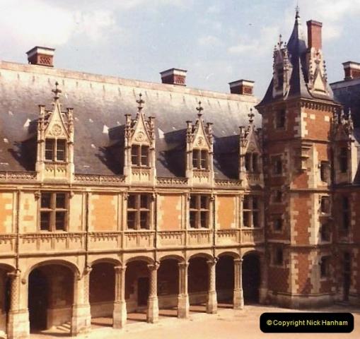 1973 Retrospective France North West and Paris. (14) Blois. 14