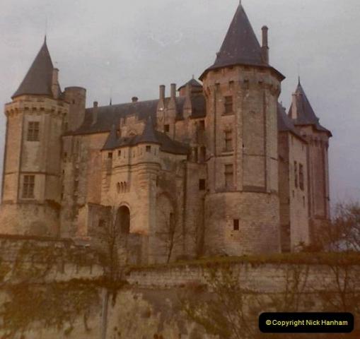 1973 Retrospective France North West and Paris. (17) Saumur.17