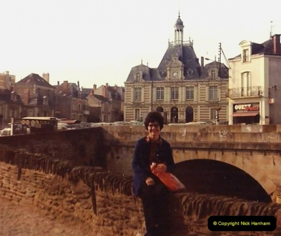 1973 Retrospective France North West and Paris. (27) Segre. 24