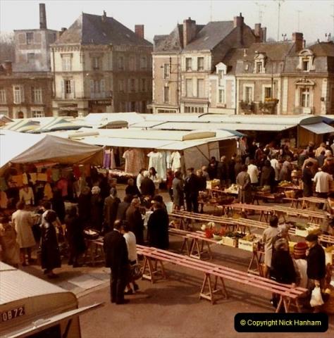 1973 Retrospective France North West and Paris. (32) Segre. 29
