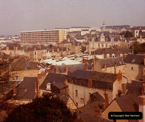 1973 Retrospective France North West and Paris. (36) Segre. 33